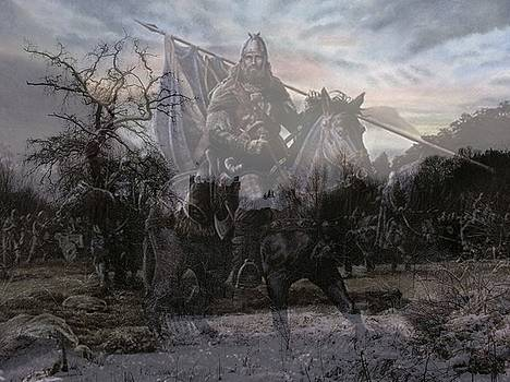 Ghost Army by Joak Kerr