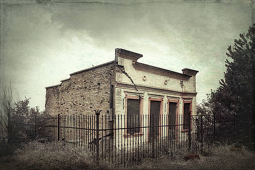 Ghost Cottage by Robert FERD Frank