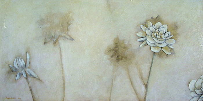 Ghost Flowers by Genevieve Smith
