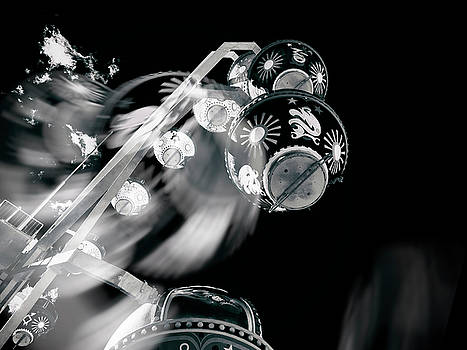 Ghost In The Machine by Wayne Sherriff