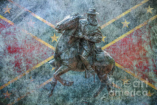 Ghost Of Gettysburg Verson Three by Randy Steele