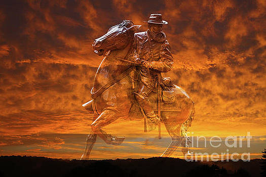 Ghost Of Gettysburg Verson Two by Randy Steele