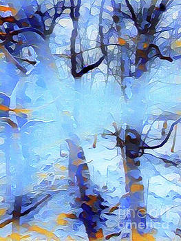 Ghost of Snow by Gayle Price Thomas