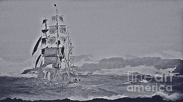 Ghost Ship by Blair Stuart
