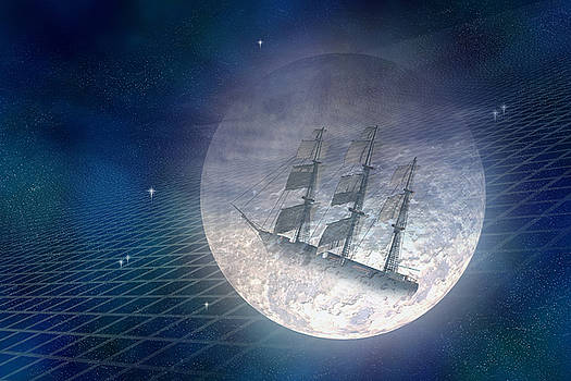 Ghost Ship by Carol and Mike Werner