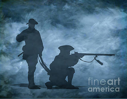 Ghost Soldiers by Randy Steele