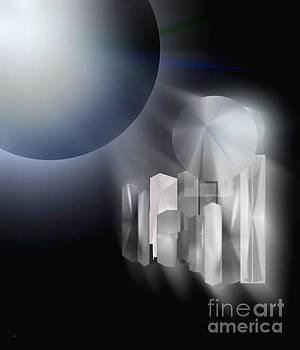 Ghost Town by John Krakora