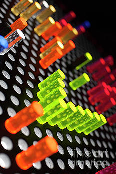 Giant Lite-Brite, Ft. Worth Museum of Science and History by Greg Kopriva