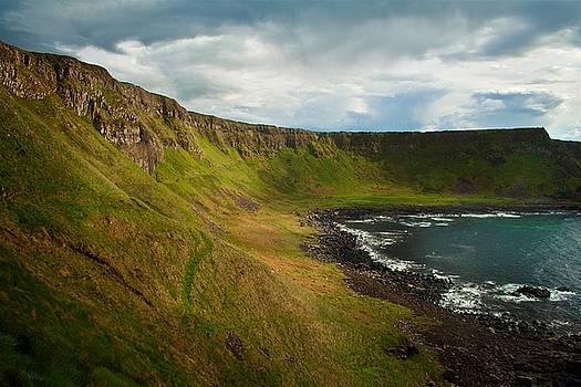 Giant's Causeway, Northern Ireland by David Joshua Ford