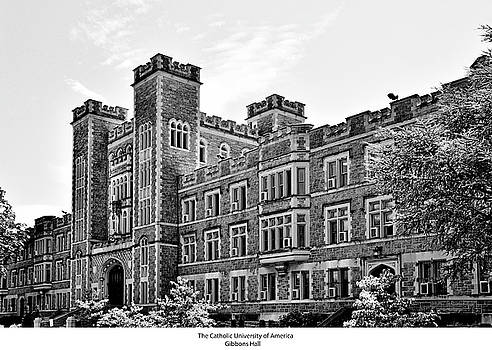 Gibbons Hall  by Brendan Reals