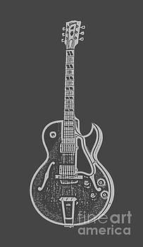 Edward Fielding - Gibson ES-175 Electric Guitar Tee