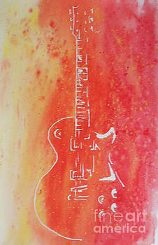 Gibson Les Paul by Robert Nipper