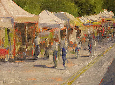 Gig Harbor Festival by Mary McInnis