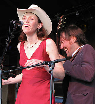 Gillian Welch and David Rawlings 02 by Julie Turner