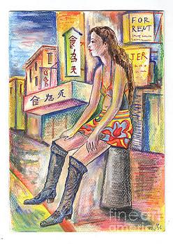 Girl by Milen Litchkov