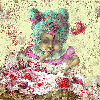 Giulfija with mascarpone by Una Lune