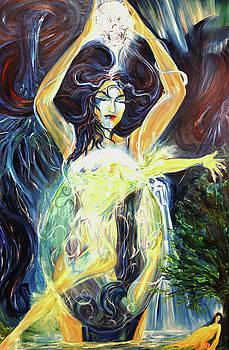 Give to the Light by Jennifer Christenson
