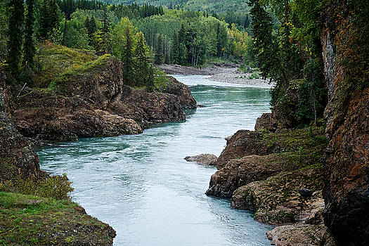 Mary Lee Dereske - Glacial Fed Steelhead Waters