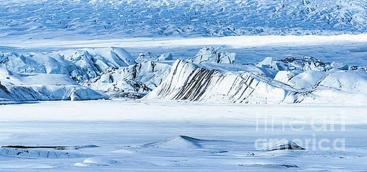Svetlana Sewell - Glacier Ice Rocks