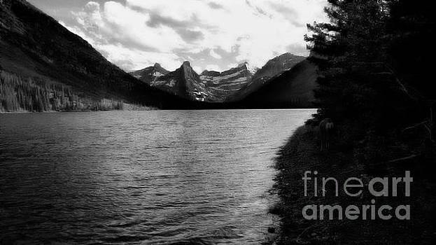 Glacier Lake by Chris Berry