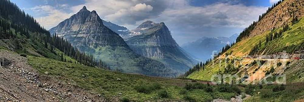 Adam Jewell - Glacier National Park Big Bend