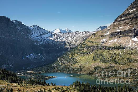 Glacier National Park's Hidden Lake by Brandon Alms