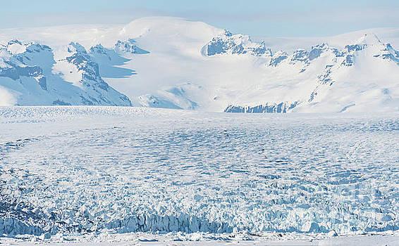 Svetlana Sewell - Glacier Patterns