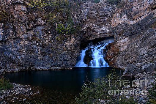Adam Jewell - Glacier Trick Falls