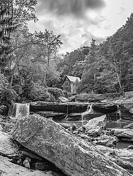 Steve Harrington - Glade Creek Grist Mill 4 bw