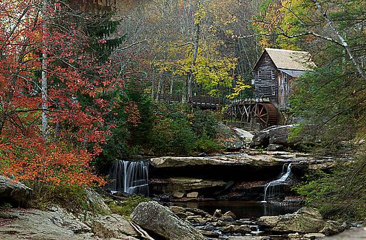 Glade Creek Mill by Jonas Wingfield