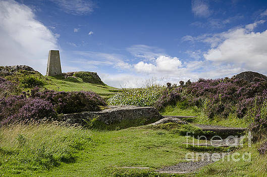 Glaid Stone hill by Steev Stamford