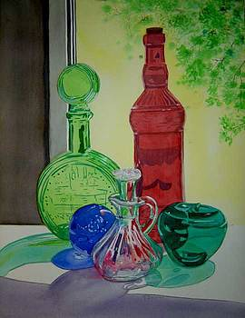 Glass Collection by Teresa Boston