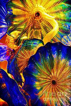 Glass Fantasy by Mariola Bitner