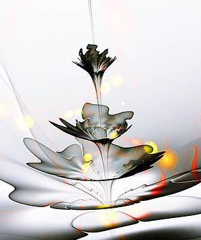 Glass Flower by Anastasiya Malakhova