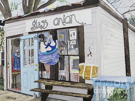 Glass Onion Block Island RI by Carol Flagg