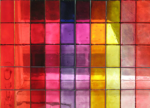 Glass Painting. Out-takes - Research I by Yuri Yudaev