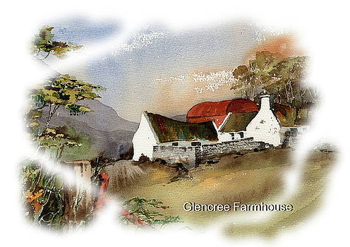 Glencree Valley by Val Byrne