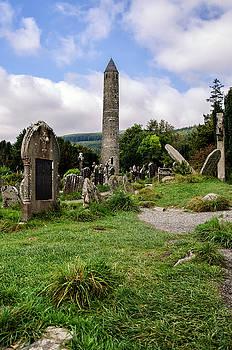 Martina Fagan - Glendalough Tower Ireland