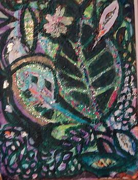 Anne-elizabeth Whiteway - Glitter Leaves