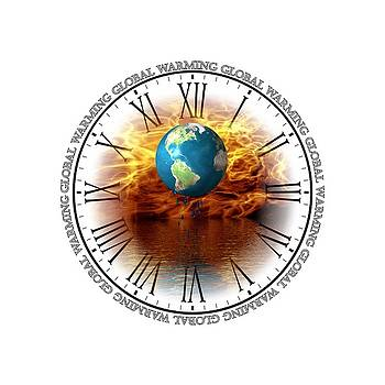 Global Warming a Matter of Time by Julie King