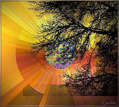 Glorious Morning by Carola Ann-Margret Forsberg