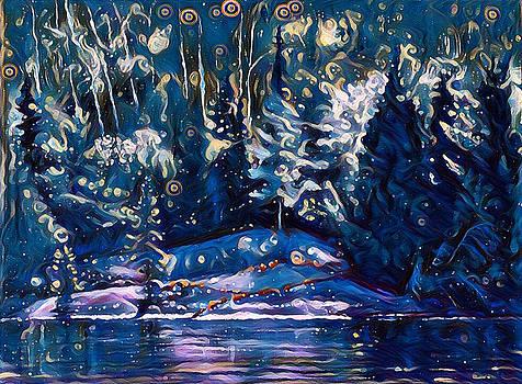Glorious Night by Kathy Dolan