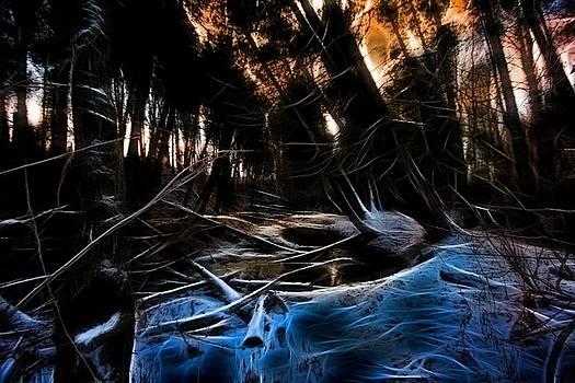 Glow River by Michaela Preston