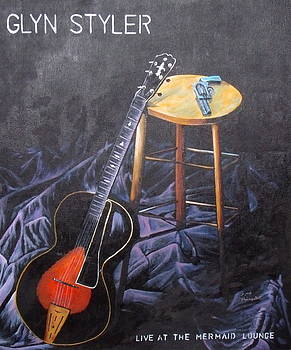 Glyn Styler Live at the Mermaid Lounge by Ann Kleinpeter