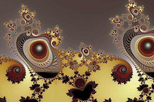 Glynns and Spirals No. 3 by Mark Eggleston