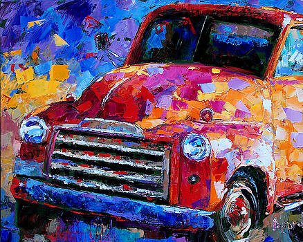 GMC Truck by Debra Hurd