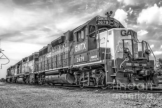 GMTX 2679 Locomotive and Friends by Robert Heber