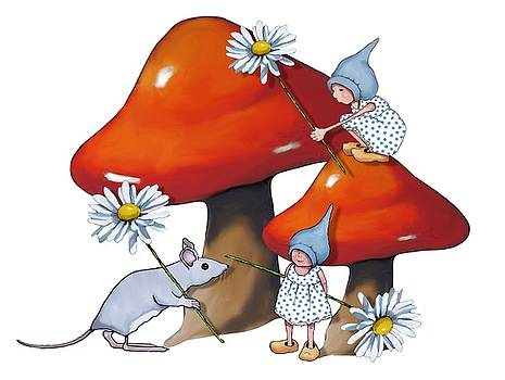 Joyce Geleynse - Gnomes and Toadstools