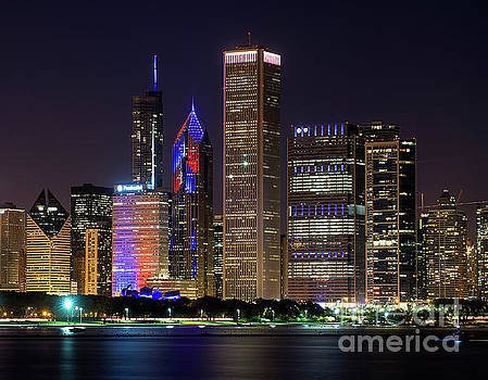 Go Cubs Go by Jeff Lewis