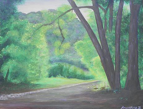 Go Green by James Violett II